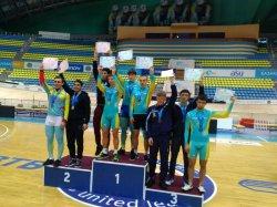 Қызылордалық велоспортшылар Азия чемпионатына бес жолдама алды