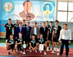 Қызылордада волейболдан Шиндин турнирі мәресіне жетті