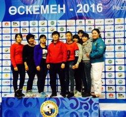 Қызылордалық дзюдошылар Қазақстан чемпионатында жеңімпаз атанды