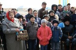 Қызылордада Наурыз мерекесі қарсаңында 200-ге жуық отбасы баспаналы болды