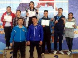 Қызылордалық боксшы қыздар ел чемпионатынан жүлделі оралды