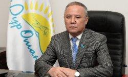 «Нұр Отан» партиясының Қызылорда облыстық филиалы төрағасының бірінші орынбасары тағайындалды