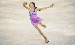 Элизабет Тұрсынбаева Бостонда әлем чемпионатында 12-орынды иеленді