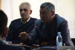 Экс-сенатор Қызылорда облысы омарташылар қауымдастығының төрағасы болып сайланды