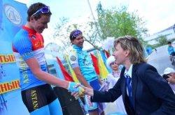 Қызылордада велоспорттан Қазақстан чемпионаты өтті