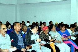 Қызылорда облыстық мүгедектерге арналған оңалту орталығында семинар ұйымдастырылды