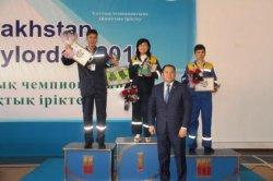"""WorldSkills Kazakhstan"" чемпионаты – Қызылордада"
