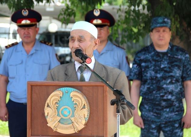 Кызылордалық полицейлер Ақтөбедегі болған жағдайға бүкіл қазақстандықтармен бірге қайғырады