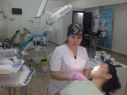Қызылордалық кәсіпкер мемлекеттік қолдау аясында өз клиникасын ашты