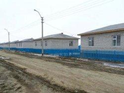Қазалы ауданының орталығында 8 арендалық үй салынады