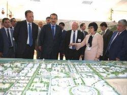 ҚР Премьер-министріне Байқоңыр қаласын дамытудың бас жоспары таныстырылды