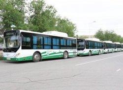 Қызылордаға сыйымдылығы жоғары 40 автобус әкелінеді