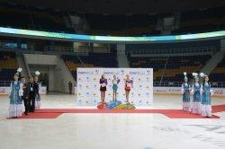 Элизабет Тұрсынбаева мәнерлеп сырғанаудан Қазақстан чемпионатын жеңіп алды