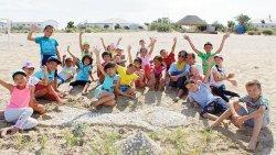Бала үшін тынығу лагерьлері жыл бойы жұмыс жасайды