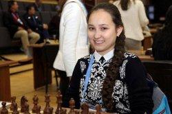 Жансая Әбдімәлік «Miss Chess Eurasia» байқауында жеңіске жетті