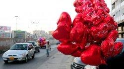 Пәкістан Әулие Валентин күнін тойлауға тыйым салды