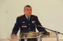 Қызылорда ОІІД Жергілікті полиция қызметінің бастығы тағайындалды
