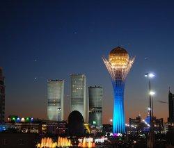 25 наурызда «Бәйтерек» монументінің жарығы өшеді