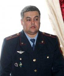 Қалалық жергілікті полиция қызметінің бастығы тағайындалды