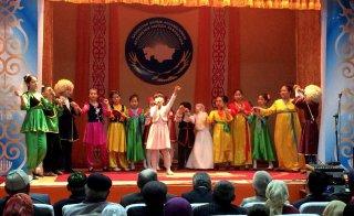 Аққұмда этнос өкілдерінің өнер фестивалі өтті