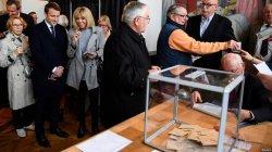 Франциядағы президенттік сайлауда Макрон мен Ле Пен жеңіске жетті