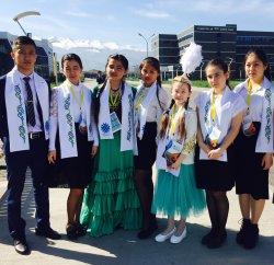 «Жарқын болашақ» республикалық қазақ тілі олимпиадасының облыстық кезеңі