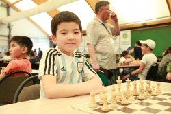 Шахматтан балалар  Кубогының  I кезеңі басталды