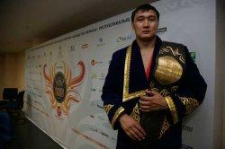 Руслан Әбдіразақов Алматы қаласының барысы атанды