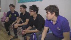 Бейжіңдегі қазақстандық студенттер ЕХРО көрмесінің ашылу салтанатын тамашалады