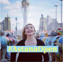 «Astana open» жобасының медиа орталығына жаңа басшы тағайындалды
