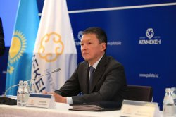 Тимур Құлыбаев «Атамекен» ҰКП басшысы ретінде қайта сайланды