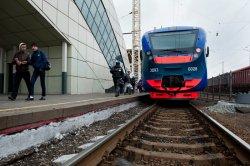 Душанбе-Астана пойызы іске қосылды