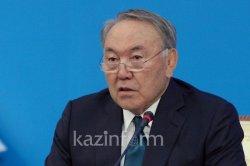 Нұрсұлтан Назарбаев: Әр қазақ- менің жалғызым